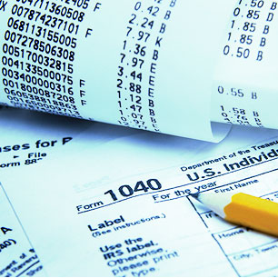 Tax Return Mailer by Hill MarketingGroup